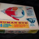Vintage 1960s Life-Like HUMAN EYE Pyro Hobby Model Kit S-371