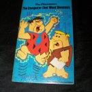 Vintage 1974 Flintstones the Computer That Went Bananas PB Book