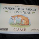 1994 GUESS HOW MUCH I LOVE YOU Board Game Briarpatch Nutborwn Hare