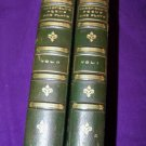 Vintage 1923 Collected Poems and Plays of John Masefield vol1&2 Book Lot