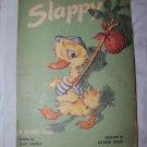 Vintage 1946 Slappy a Bonnie Book Children's Elsie Church HC