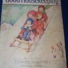 Vintage Good Housekeeping Magazine February 1934 Mrs. Vernon Thomas