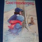 Vintage Good Housekeeping Magazine February 1935 Walt Disney Silly Symphony Cookie Carnival