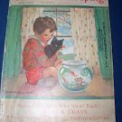 Vintage Good Housekeeping Magazine April 1933 Fashion