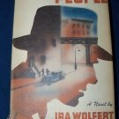 Vintage 1943 TUCKER'S PEOPLE Ira Wolfert HC/DJ 1st Edition