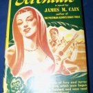 Vintage 1943 SERENADE james M Cain HC/DJ Book