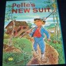 Vintage 1962 PELLE'S NEW SUIT Wonder Book Elsa Beskow Pictures George Wilde HC
