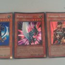 3 Limited Edition Cards
