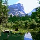 Yosemite Reflection ACEO