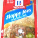 12 PACKS McCORMICK'S SLOPPY JOE SEASONING MIX PACKS