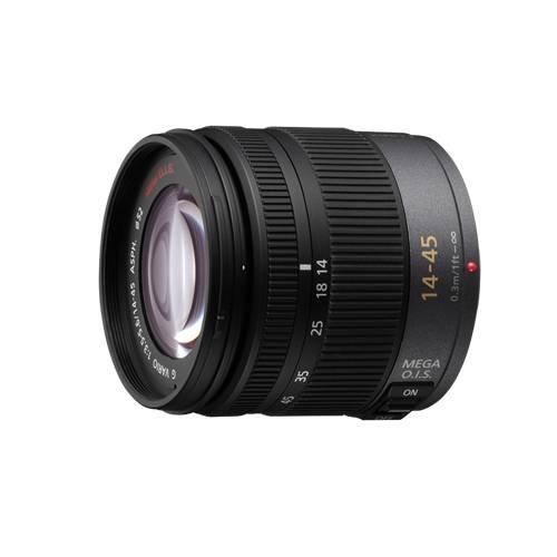 Panasonic HFS014045 Standard zoom lens - LUMIX 14-45mm F3.5-5.6