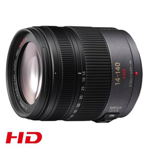Panasonic HVS014140 High zoom HD Lens LUMIX VARIO HD 14-140mm F4.0-5.8