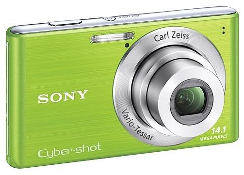 Sony W530 Green Compact Digital Camera