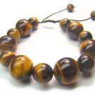 BA2102 Tiger Eye Mix Shape  Bracelet