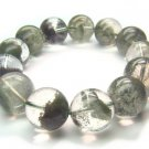 BA2811 Phantom Quartz Round Shape 17mm Bracelet