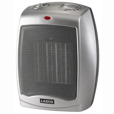 Lasko Products Ceramic Heater w/ Thermostat