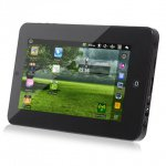 M009G Google Android 2.2 7 inch 720P Video and Flash 10.1 Resistive Screen Tablet PC Black