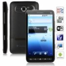 A2000 Quad Band Dual Cards 4.3 inch Touch Screen Android 2.2 GPS Wifi Analog TV Smart Phone