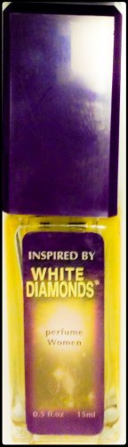 White Diamonds Inspired perfume. For Women. Free Shipping