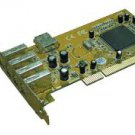 5 Port, USB 2.0 PCI Adapter Card