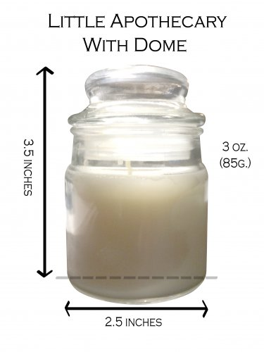 Baby Powder Little Apothecary With Dome