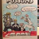 Penguins vs. Possums #6: 'The Karate Kid' Sketch Cover