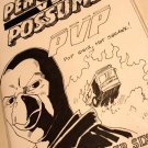 Penguins vs. Possums #6: Speed Sketch Cover
