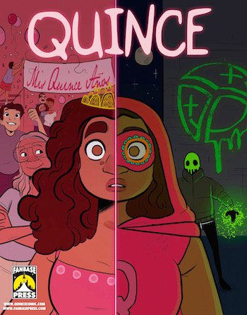 Quince Trade Paperback