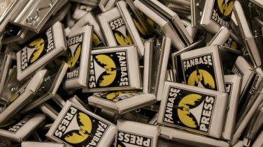 Fanbase Press Pin