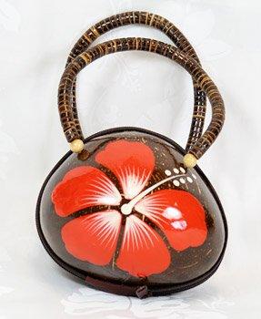 Coconut Handbag Orange