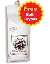 Medium Roast 8 oz Kona Coffee
