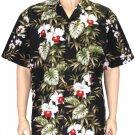 Hanohano - Cotton ALopha Shirt - Black