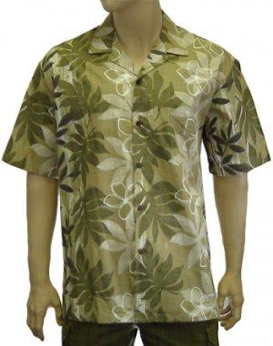 Pupukea Men Shirts  Khaki  2XL- 4XL