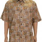 Block Monstera - Mens Hawaiian Shirt