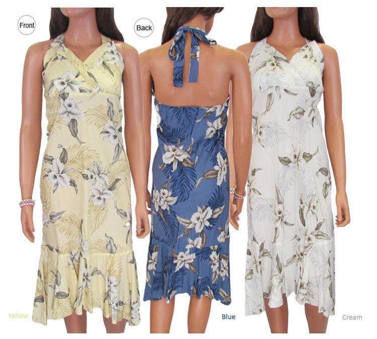 Maka Nani Rayon Dress