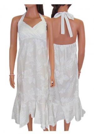 La-ele- Mid Length Dress