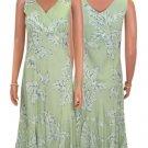 Lehue - V-Neck Dresses 3XL