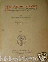 HISTORIA DE LA SANTA Y APOSTOLICA PROVINCIA DE SANTIAGO