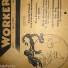 Negro Worker Vol 7 1937 Scarce