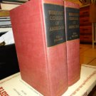 THE ANNOTATED EBERSTADT CATALOGS OF AMERICANA. Two VOL
