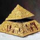 EGYPTIAN GREAT PYRAMID JEWELRY BOX (5397)