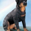 ROTTWEILER DOG FIGURINE-ROTTIE (4414)
