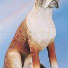 BOXER DOG FIGURINE (4584)