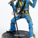 ELVIS PRESLEY SKELETON FIGURINE-ROCK'N ROLL-KING-STILL ROCKING (6502)