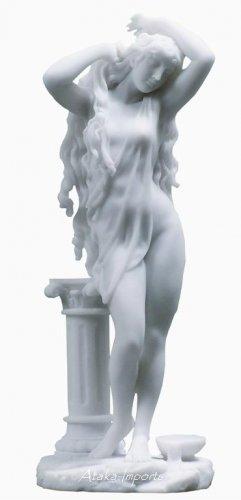 VENUS-APHRODITE STATUE-LOVE GODDESS-ROMAN-GREEK-NEAT (6135)