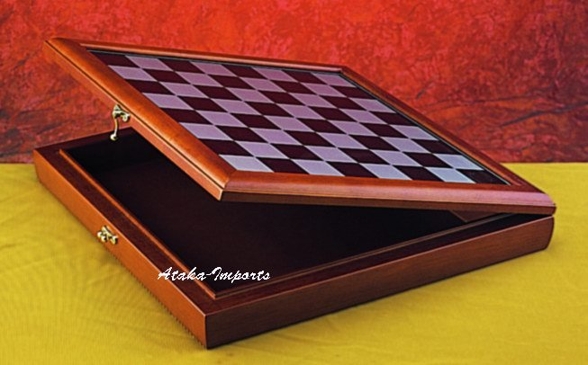 """CHESS BOX-FOR 3"""" CHESS SETS (5478)"""