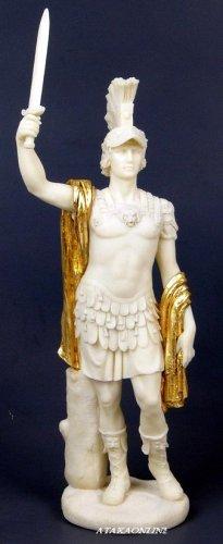 ALEXANDER THE GREAT-GREEK-ROMAN-SCULPTURE-ARTWORK-MUSEUM COLLECTION (6460)