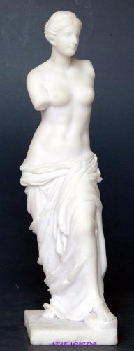 VENUS DE MILO-ROMAN-GREEK-SCULPTURE-MUSEUM COLLECTION (6440)