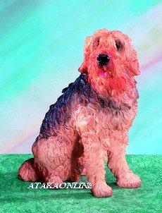 OTTERHOUND DOG FIGURINE (5155)
