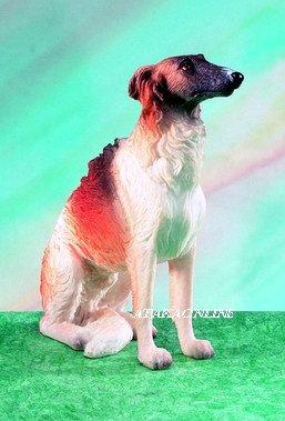 BORZOI DOG FIGURINE (5150)